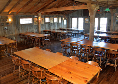 Nick's Pizza and Pub Full Banquet Room